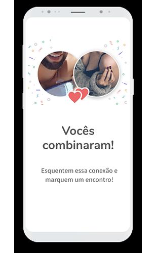 app para encontros, ménage e swing